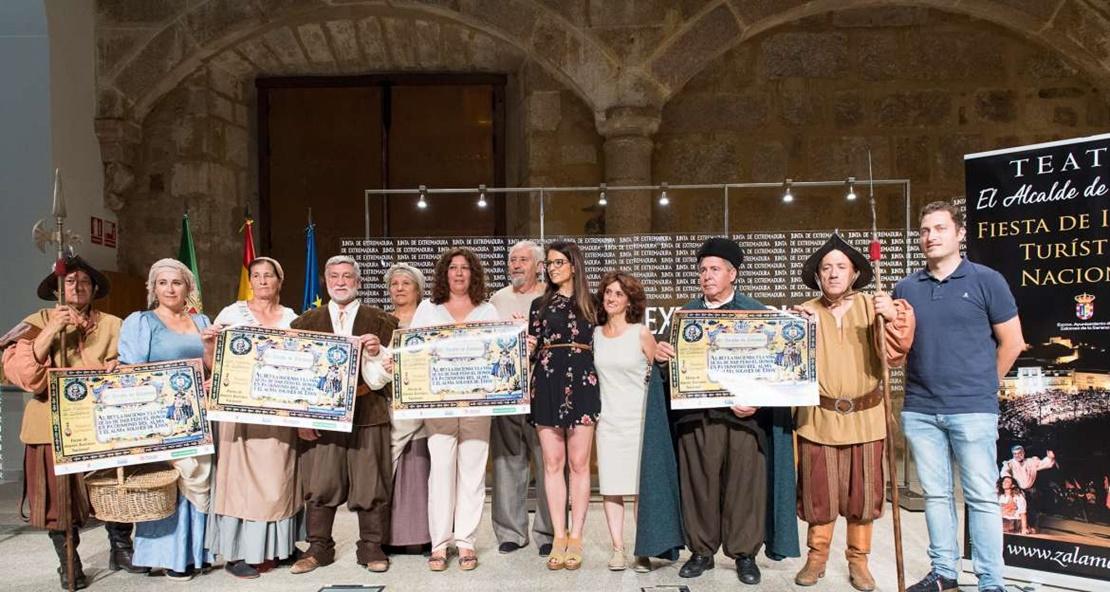 El Alcalde de Zalamea celebra su 26ª edición bajo la declaración de Fiesta de Interés Turístico Nacional