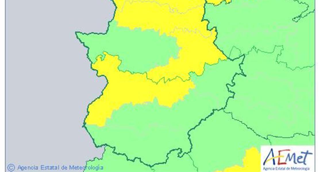 Alerta por altas temperaturas en varias zonas de Extremadura