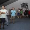 Imágenes de la visita de los aficionados al Nuevo Vivero
