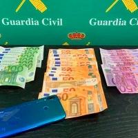 Detienen a un vecino de Pueblonuevo por un robo de 8.000 euros en la 'Cañada Sancha Brava'