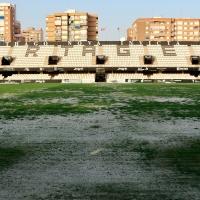 El Cartagena asegura haber pedido el Nuevo Vivero en la 1ª jornada y el CD. Badajoz lo desmiente