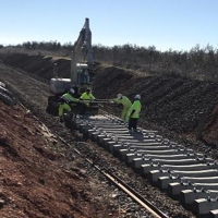 2,7 millones de euros para mejorar la línea ferroviaria Zafra-Huelva