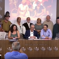 El alcalde de Zalamea se solidariza con la ELA
