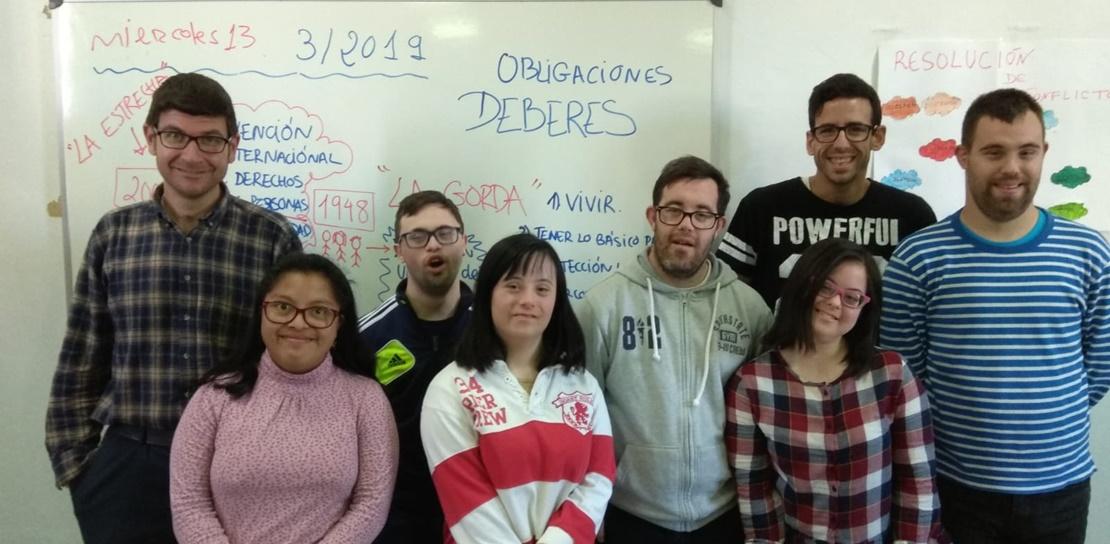 Down Mérida abre sus talleres a la incorporación de nuevos voluntarios