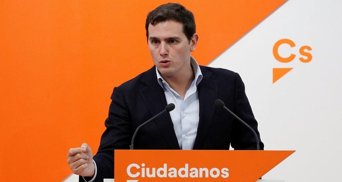 Ciudadanos propone in extremis un pacto al PSOE para no repetir elecciones