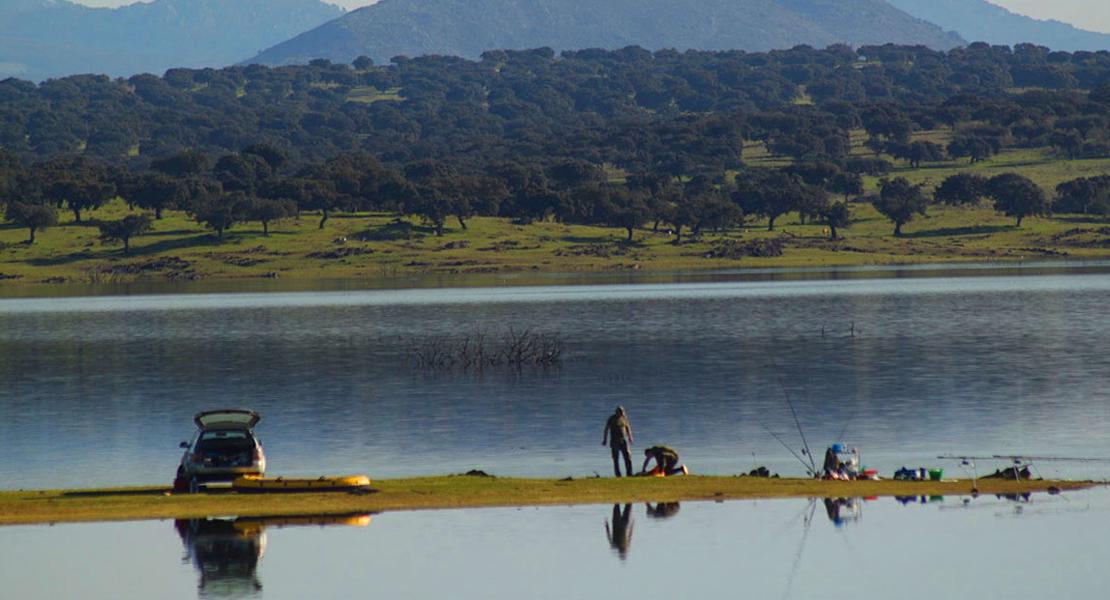 Publicada la orden general de vedas de pesca en Extremadura