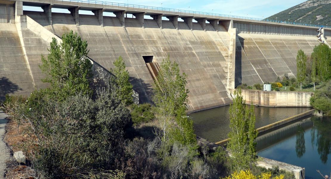Las reservas hidráulicas de Extremadura se encuentran al 40% de su capacidad total
