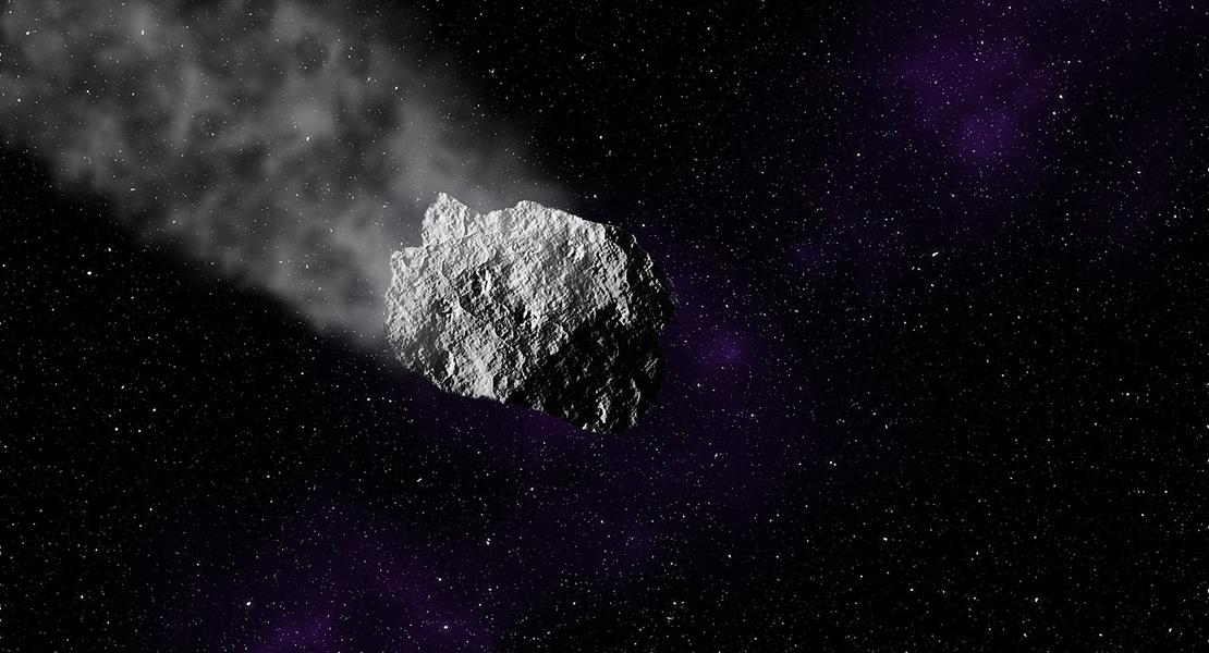 El asteroide 2000 QW7 se aproximará esta noche a la Tierra