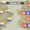 Esta semana vuelve la lluvia a Extremadura