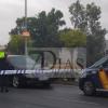 Efectúan varios disparos a un vehículo en el Puente Real