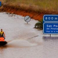 6 muertos, 15 carreteras cortadas y más de 3.500 evacuados por la Dana