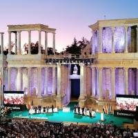 Acto de la entrega de Medallas de Extremadura 2019