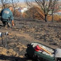 Detienen al presunto autor de los últimos incendios perpetrados en Valverde del Fresno