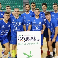 El Cáceres Voleibol comienza su pretemporada