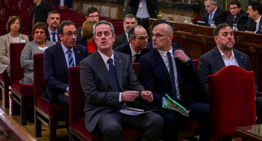 Sentencia del procés: El Tribunal Supremo condenará por sedición a los políticos catalanes