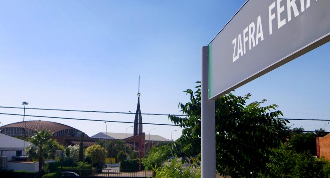 Renfe registra en la Feria de Zafra un 19 por ciento más de viajeros respecto a la pasada edición