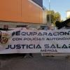"""Jusapol se manifiesta ante la visita de Ábalos: """"La equiparación salarial todavía no es real"""""""