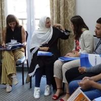 Mérida recibe a jóvenes de Medio Oriente y el norte de África