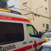Desalojan una vivienda en Badajoz por un incendio