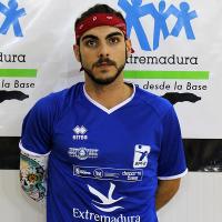 Jorge Gómez cierra la plantilla del Cáceres Voleibol