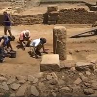 Nogales habla sobre el anfiteatro romano descubierto en Marvão