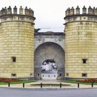 Ruta por los Baluartes de Badajoz