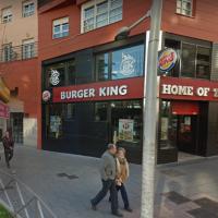 Herida al ser atropellada por un vehículo en Badajoz
