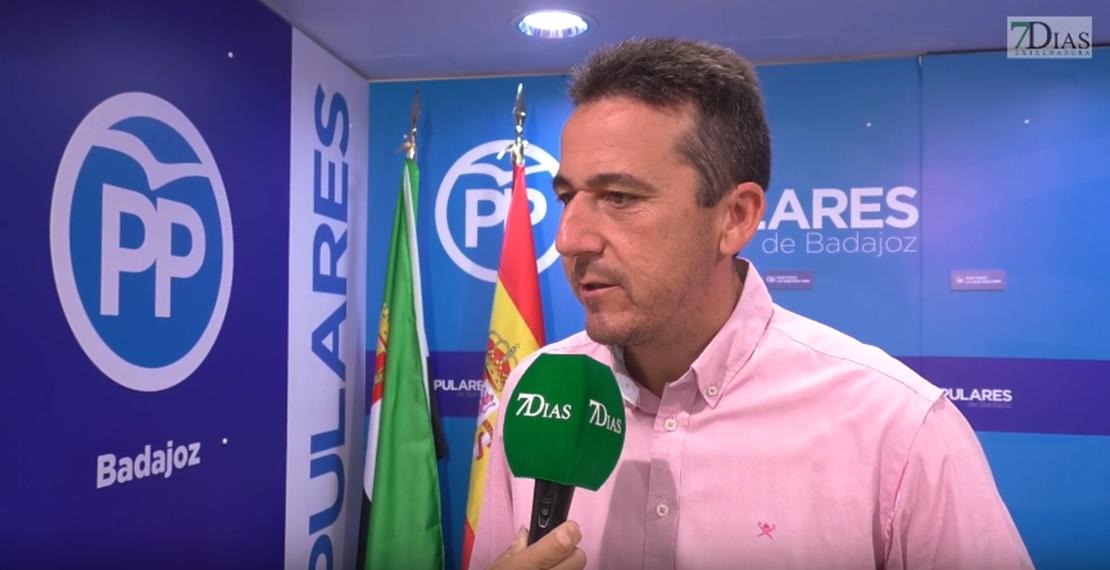 """Píriz: """"Las estridencias de Sánchez sobran en la política española"""""""