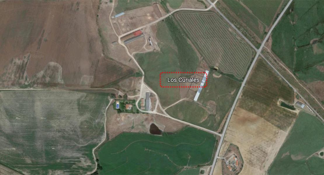 Una mujer sufre un accidente laboral en Cáceres mientras cuidaba del ganado