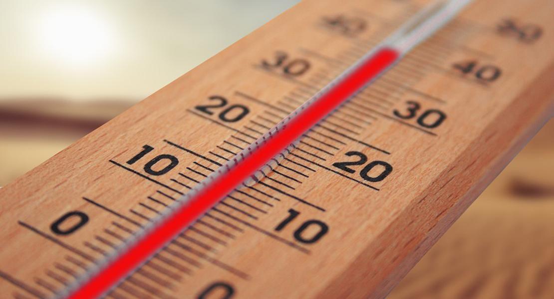 Jerez de los Caballeros registra un nuevo récord por altas temperaturas en octubre