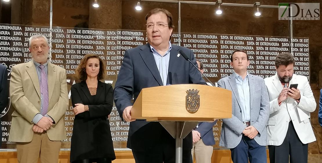 Vara invita a PP y Cs a abstenerse, así el PSOE no necesitará a independentistas
