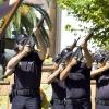 PSOE-Badajoz pide reconocimiento para la Policía Nacional enviada a Cataluña