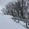 ¿Se repetirá este año la gran nevada que vivió hace nueve años Badajoz?