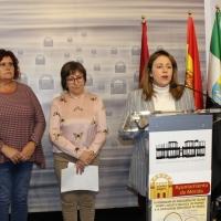Las asociaciones de vecinos de Mérida entregan unos premios solidarios