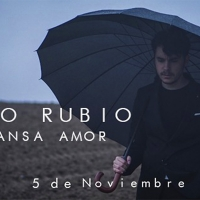 El extremeño Nano Rubio presenta el videoclip de su single 'Descansa amor'