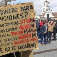 Los pensionistas extremeños cobran casi 170 euros menos que la media nacional