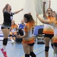 El Primera Femenino del Extremadura Aparhotel gana un complicado partido ante CV Bruxas