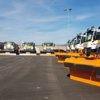 Extremadura se prepara para actuar en las carreteras ante fenómenos meteorológicos extremos