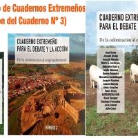 Fiesta literaria y gastronómica en conmemoración al primer aniversario de Cuadernos Extremeños