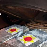Dos detenidos en Tierra de Barros con 2 kg de cocaína ocultos en su vehículo