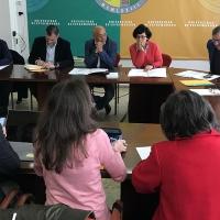 La Universidad de Extremadura incrementa su colaboración con la Universidad de Évora
