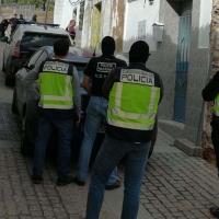 Desarticulado un punto de venta de droga en el Casco Antiguo