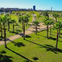 ¿Qué ocurre con el mantenimiento del parque del río Guadiana?