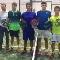 Cáceres albergará los Campeonatos de Extremadura de pádel de veteranos y menores