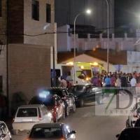 Atropellan a una mujer en Santa Marta de los Barros (Badajoz)