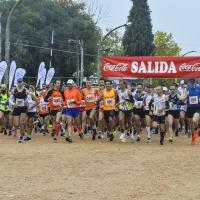 Benabbou y Carretero ganan la 32º Media Maratón Elvas - Badajoz