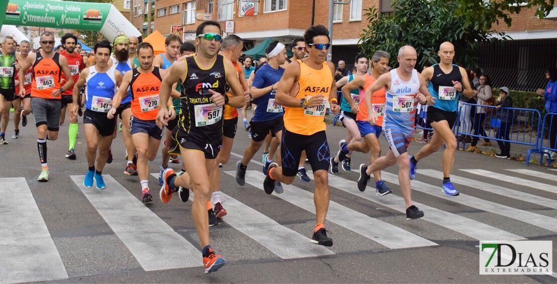 Los pacenses vuelven a luchar contra el cáncer a través del deporte