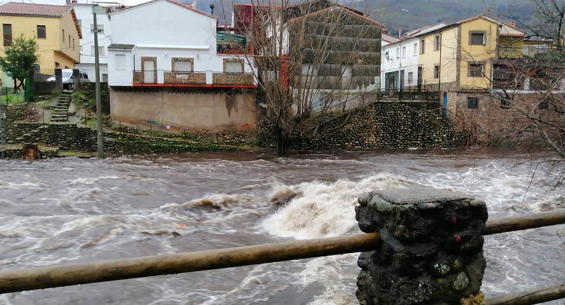 Estas son las alertas activas por lluvia y vientos en Extrenadura
