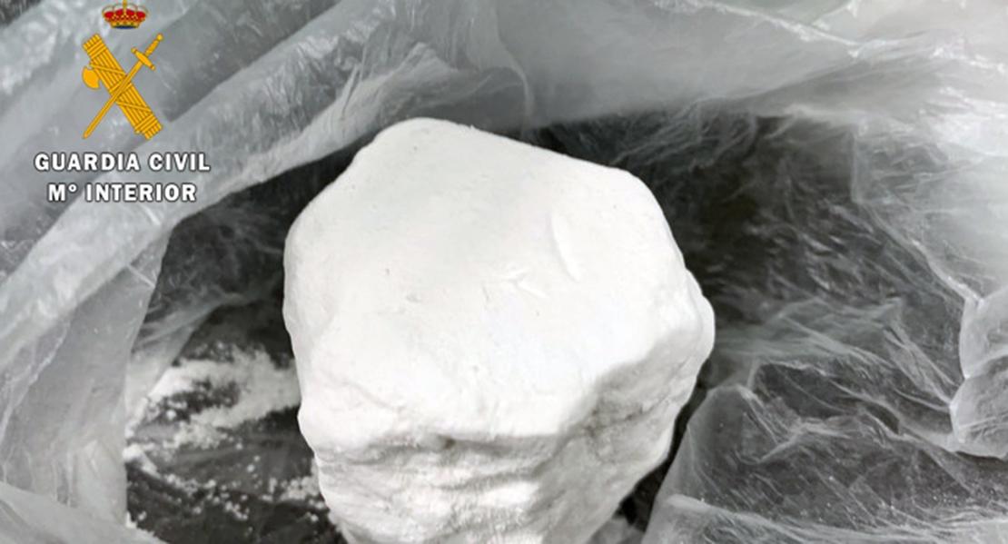 La Guardia Civil ha detenido a una persona por tráfico de drogas en Valdebotoa