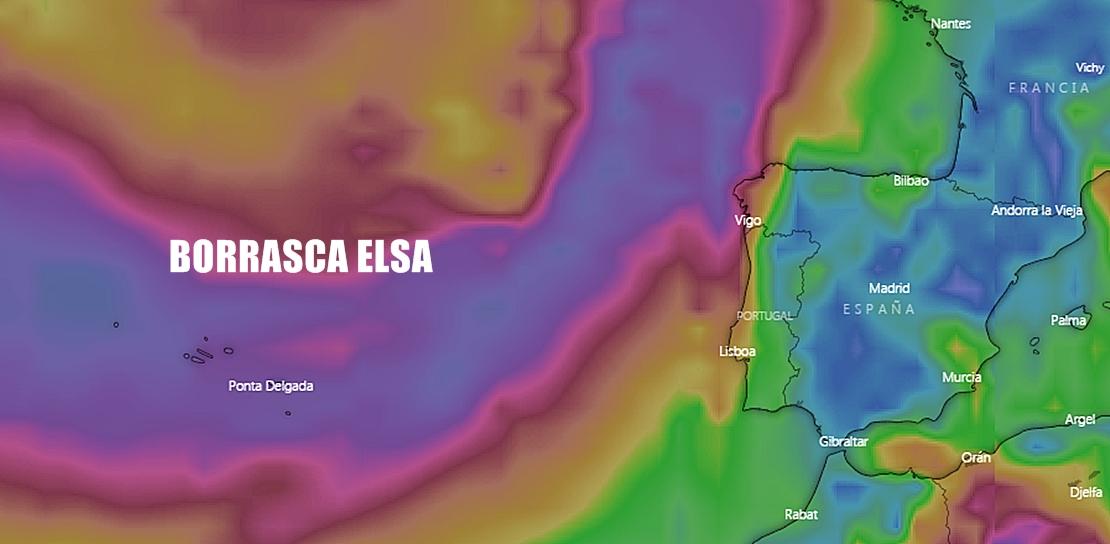 Se acerca la Borrasca ELSA, ¿Cómo afectará a Extremadura?